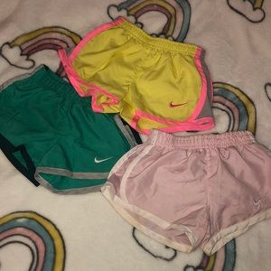 3 for 1 Nike shorts